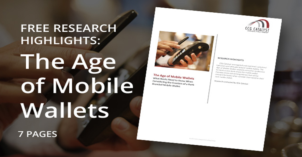 Free Research Highlights - The Age of Mobile Wallets