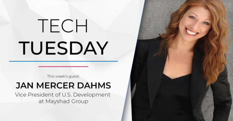 Networking: Tech Tuesday - The Global Shift From Live to Digital